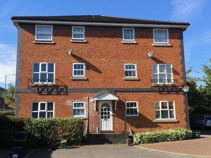 2 Bedrooms Flat for sale in Riverside Court, St Annes Park, Bristol