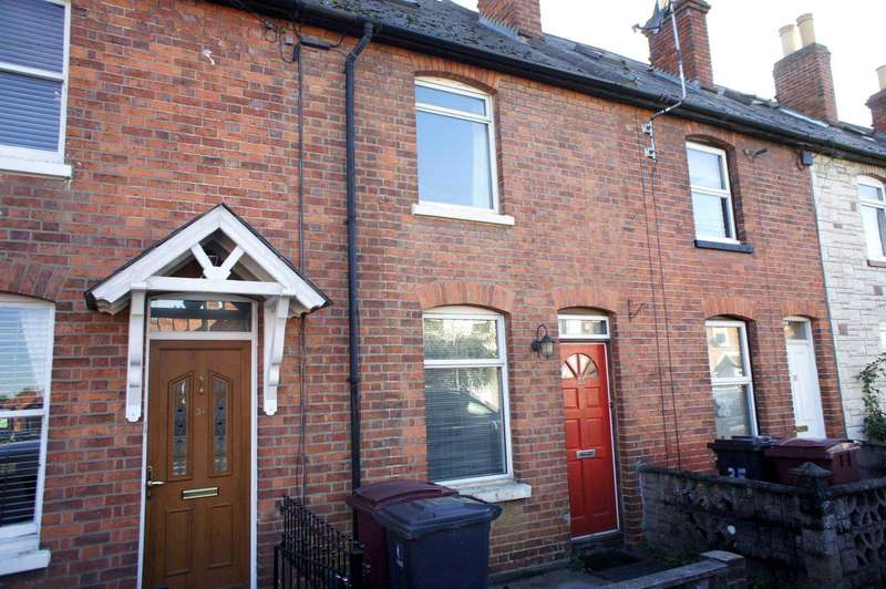 2 Bedrooms Terraced House for sale in 33 Cardiff Road