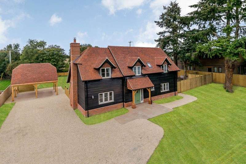 5 Bedrooms House for sale in Oxford Rd, Worlds End, Beedon, Newbury, RG20