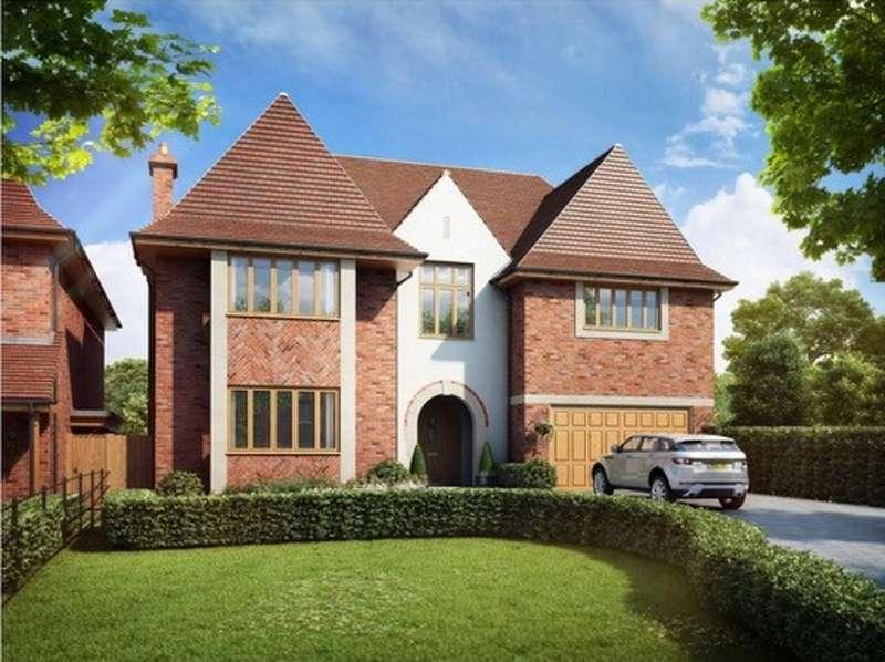 6 Bedrooms Detached House for sale in Temple Road, Dorridge