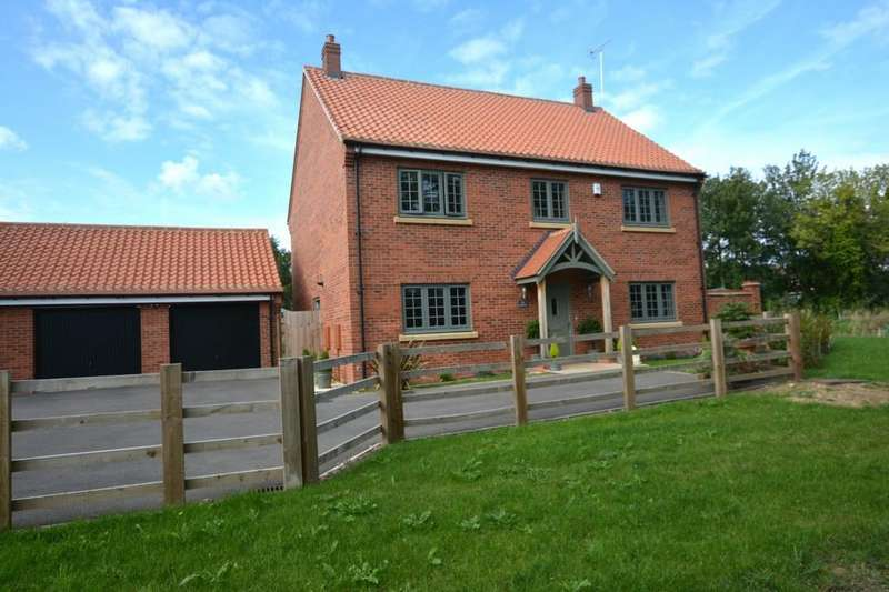 5 Bedrooms Detached House for sale in Becketts Field, Southwell