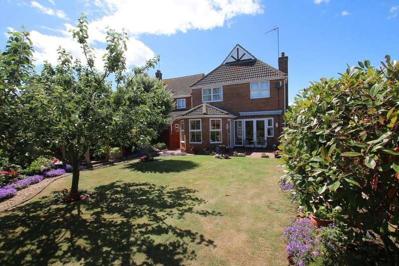 4 Bedrooms Detached House for sale in London Road, Chatteris