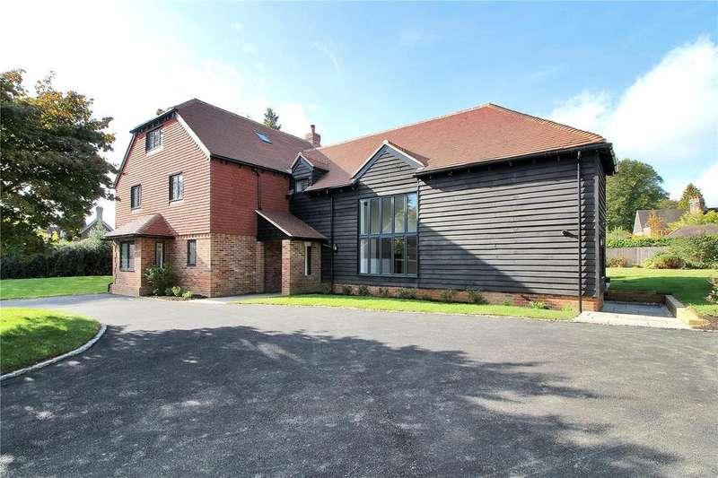 5 Bedrooms Detached House for sale in St. Mary's Lane, Speldhurst, Tunbridge Wells, Kent, TN3