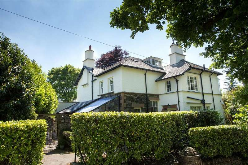 5 Bedrooms Detached House for sale in Ashdown House, Lake Road, Windermere, Cumbria