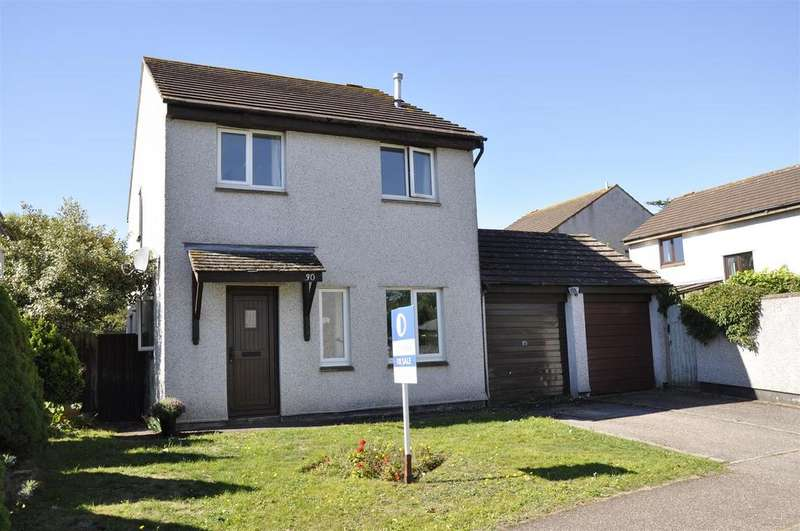 4 Bedrooms Detached House for sale in Broadclyst, Exeter