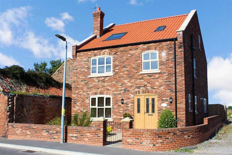 4 Bedrooms Detached House for sale in Low Cross Street, Crowle, Scunthorpe