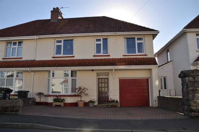 4 Bedrooms Semi Detached House for sale in Clinton Road, Barnstaple