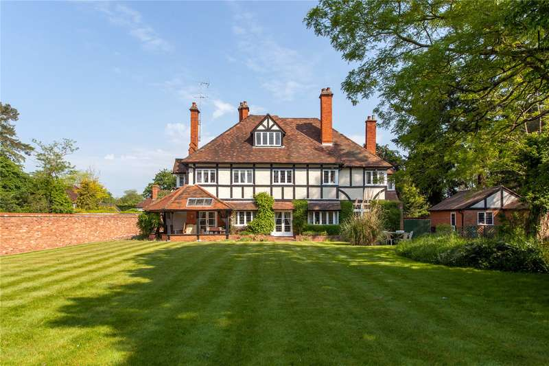 7 Bedrooms Detached House for sale in Station Road, Shiplake, Oxfordshire, RG9