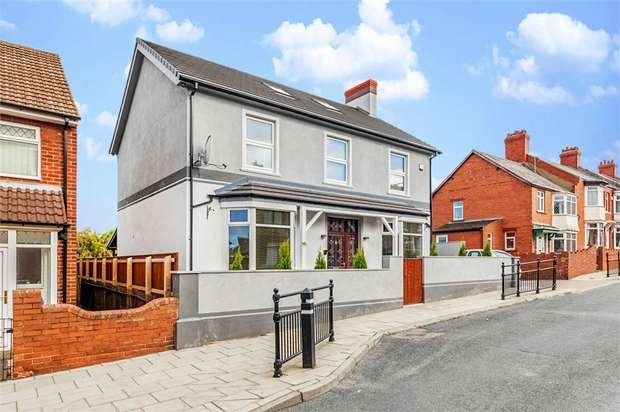 4 Bedrooms Detached House for sale in Redworth Road, Shildon, Durham