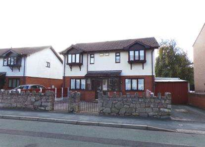 6 Bedrooms Detached House for sale in Sandy Lane, Prestatyn, Denbighshire, North Wales, LL19