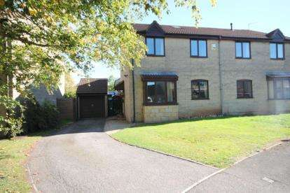 5 Bedrooms Semi Detached House for sale in York Close, North Yate, Bristol, Gloucestershire