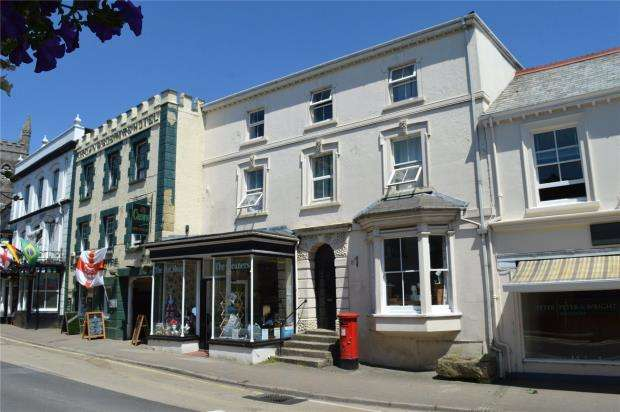 6 Bedrooms Terraced House for sale in Fore Street, Holsworthy, Devon