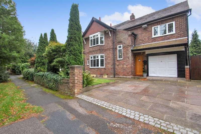 4 Bedrooms Semi Detached House for sale in Rutland Avenue, Walton, Warrington