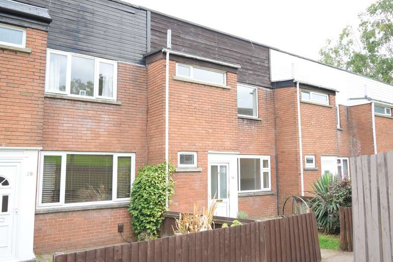 4 Bedrooms Terraced House for sale in Orchard Place, Cwmbran, NP44