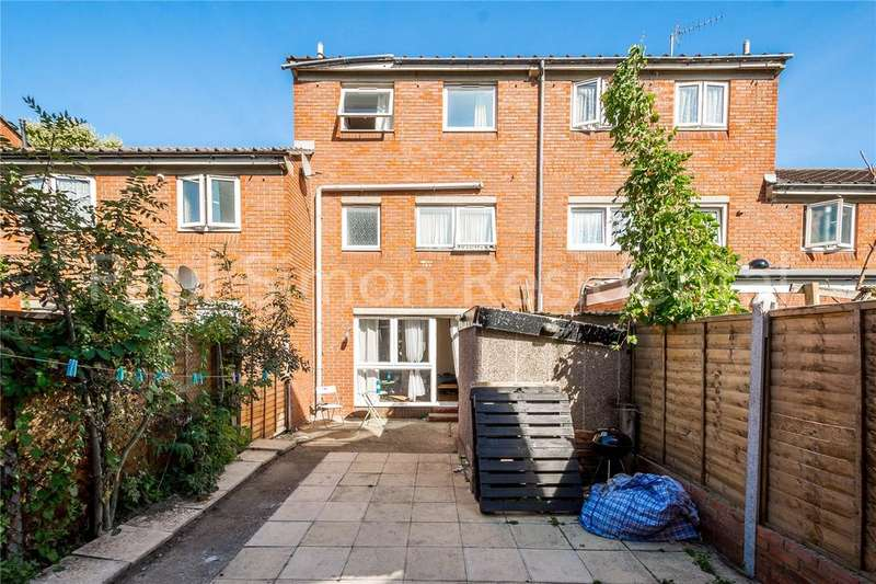 4 Bedrooms Terraced House for sale in Usher Road, Bow, London, E3