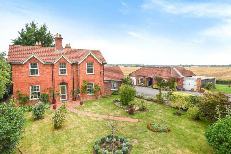 4 Bedrooms Detached House for sale in Main Road, Keal Cotes, PE23