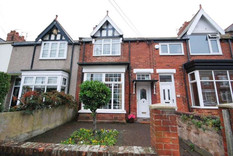 2 Bedrooms Terraced House for sale in Ferndale Avenue, East Boldon