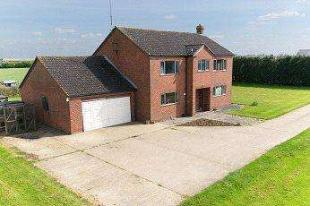 4 Bedrooms Detached House for sale in Desborough Road, Stoke Albany, Market Harborough, Leicestershire