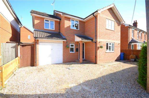 4 Bedrooms Detached House for sale in College Road, College Town, Sandhurst