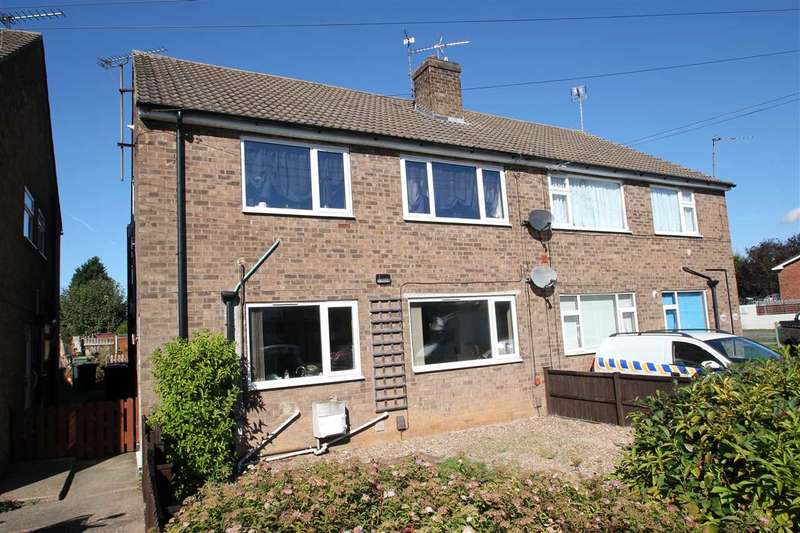 2 Bedrooms Apartment Flat for sale in Woodfield Avenue, Lincoln