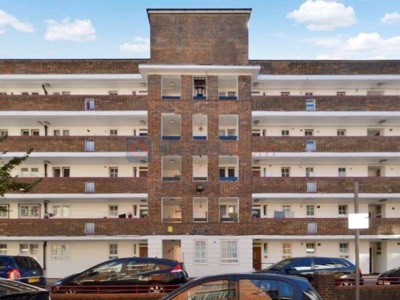 1 Bedroom Flat for sale in Boyd Street, Whitechapel E1
