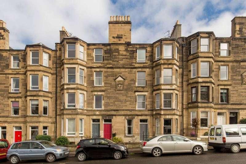 2 Bedrooms Flat for sale in 76/5 Ashley Terrace, Shandon, Edinburgh, EH11 1RT