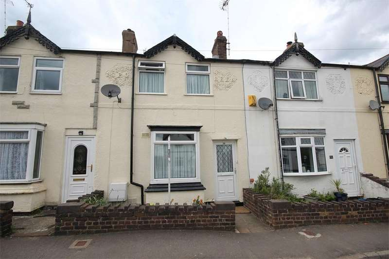 3 Bedrooms Terraced House for sale in Spon Green, Buckley, CH7