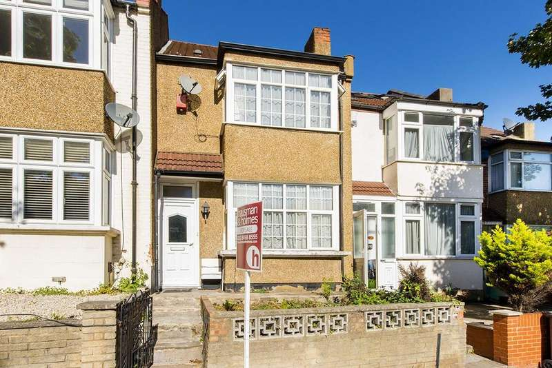 4 Bedrooms House for sale in Bell Lane, NW4