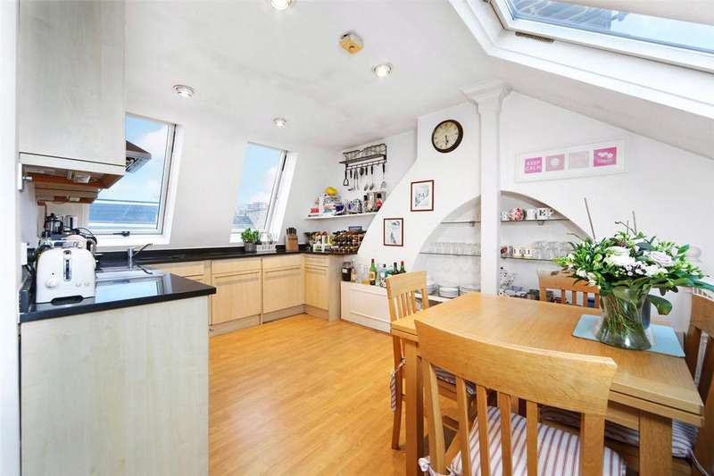 2 Bedrooms Flat for sale in Bishops Road, Fulham, London