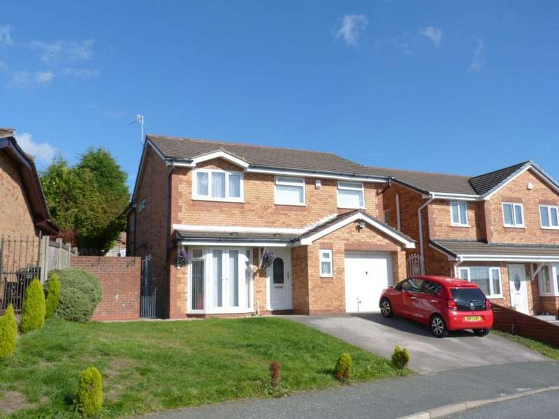 5 Bedrooms House for sale in Kingsbury Court, Skelmersdale, WN8