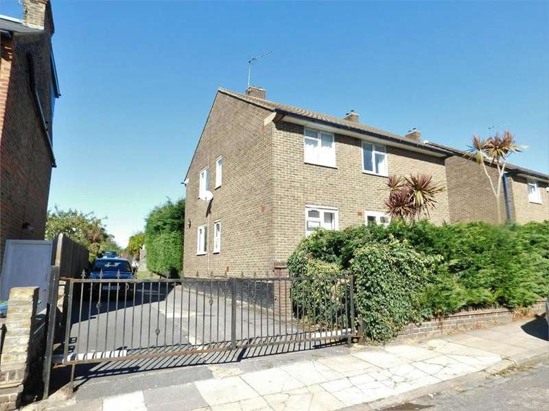 3 Bedrooms Flat for sale in Studley Grange Road, Hanwell, London