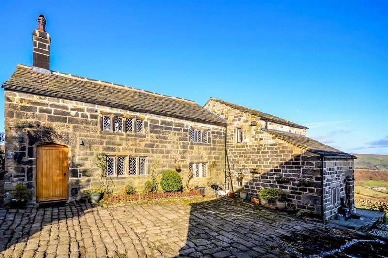 5 Bedrooms Detached House for sale in Bell House, Cragg Vale, Hebden Bridge, HX7 5RU