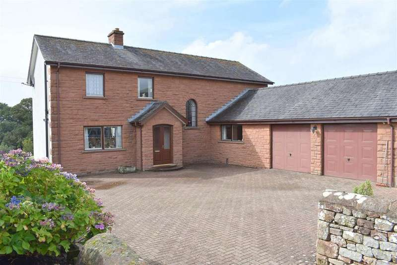 4 Bedrooms Detached House for sale in Dufton, Appleby-In-Westmorland