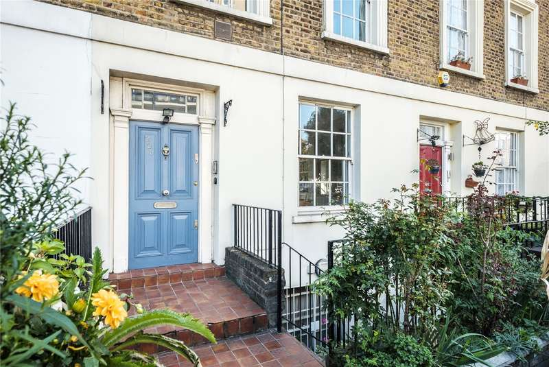 3 Bedrooms Flat for sale in Caledonian Road, London, N1