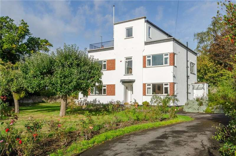 5 Bedrooms Detached House for sale in Avon Grove, Sneyd Park, Bristol, BS9