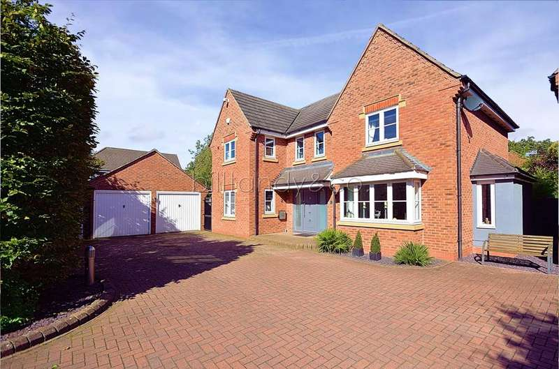 6 Bedrooms House for sale in Yorkshire Way, Burntwood, WS7