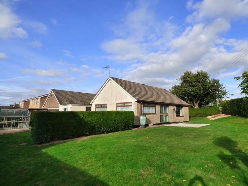2 Bedrooms Detached Bungalow for sale in The Meadow, Caistor, Market Rasen