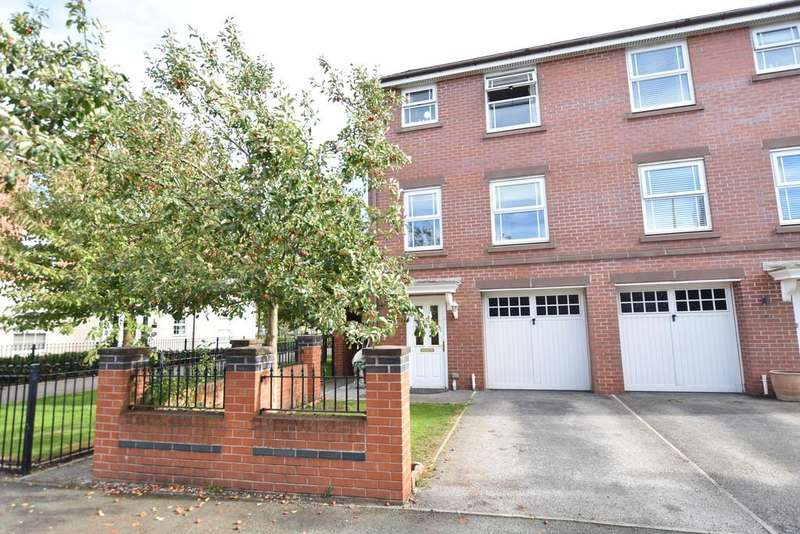 4 Bedrooms Town House for sale in Black Diamond Street, Chester