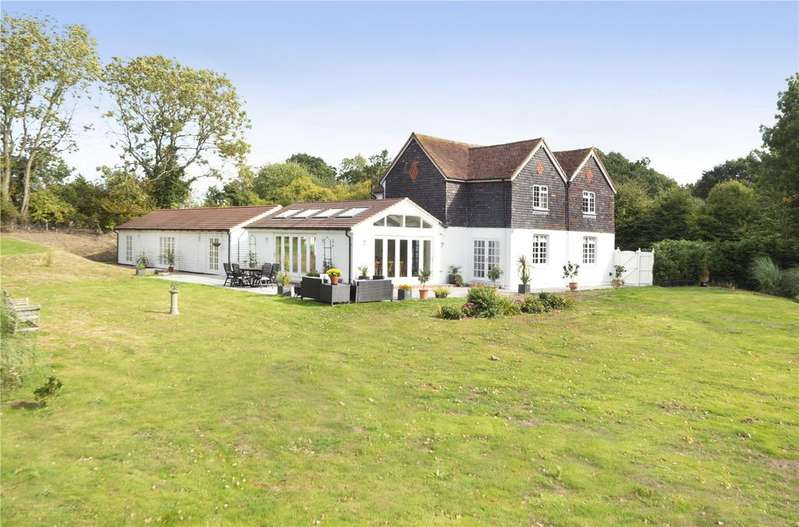 6 Bedrooms Detached House for sale in Crowhurst Lane, Crowhurst, Lingfield, Surrey, RH7