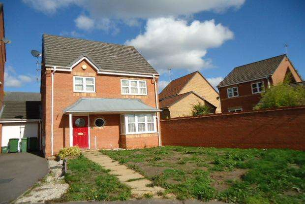 3 Bedrooms Detached House for sale in Home Avenue, Thorpe Astley, Leicester, LE3