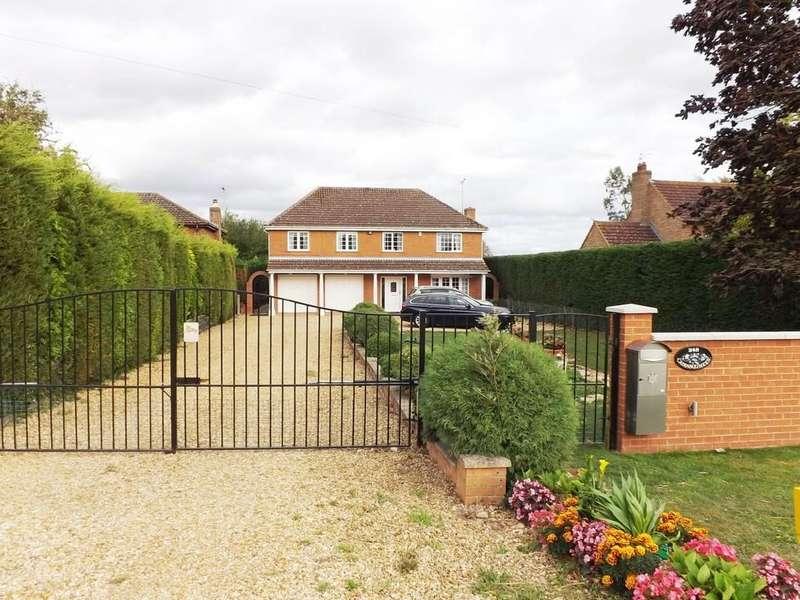 5 Bedrooms Detached House for sale in Sutton St Edmund