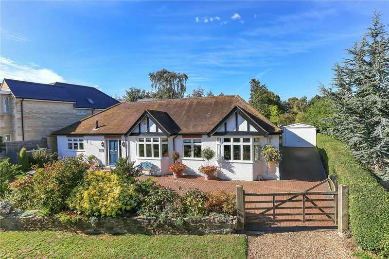 4 Bedrooms Detached House for sale in Woodnewton Road, Nassington, Peterborough, Northamptonshire