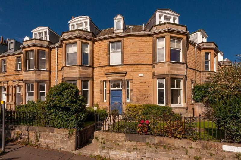 5 Bedrooms Terraced House for sale in 21 Braidburn Terrace, Hermitage, EH10 6ET