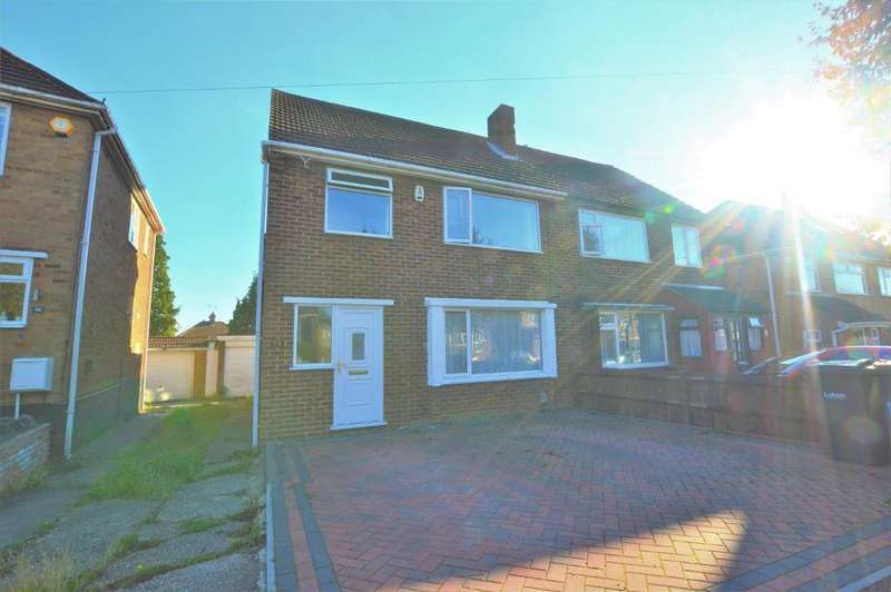 3 Bedrooms Semi Detached House for sale in Hill Rise, Luton, LU3 3EE