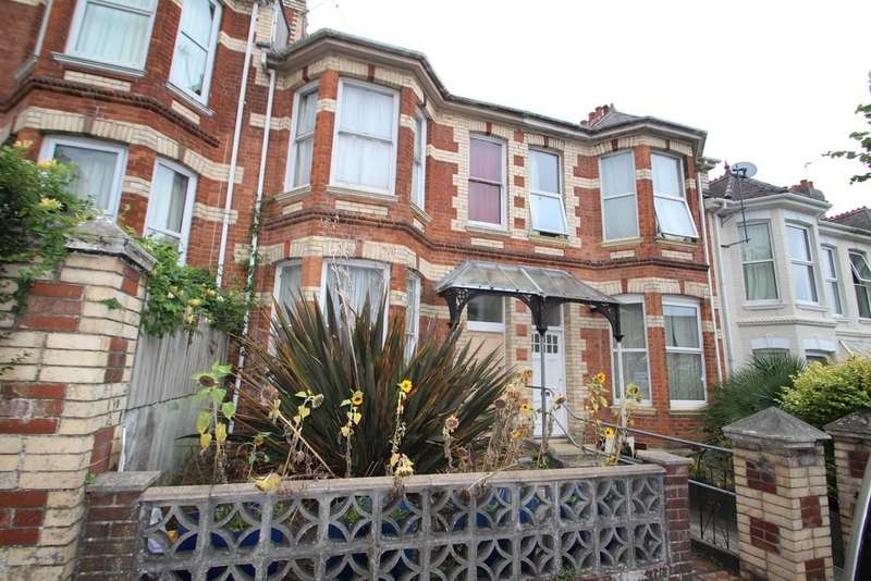 4 Bedrooms Terraced House for sale in Kingsley Road, Mutley , Plymouth