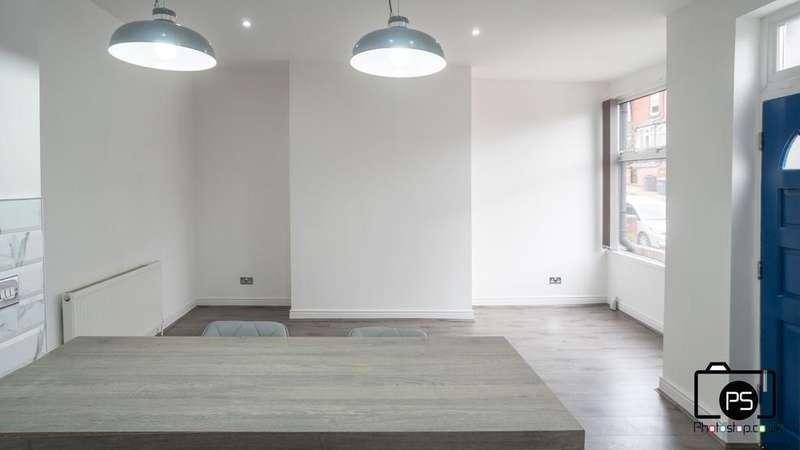 3 Bedrooms Terraced House for sale in Woodside Plce, BURLEY