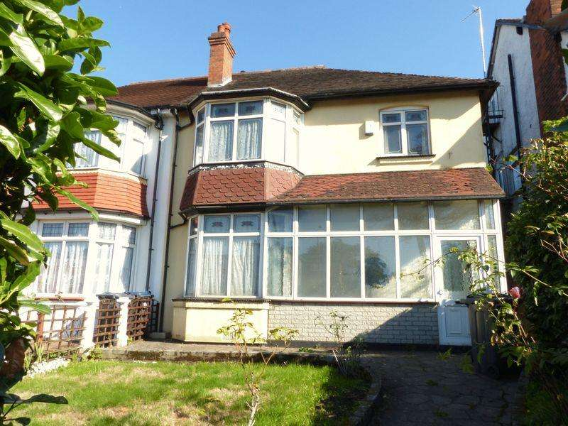 4 Bedrooms Semi Detached House for sale in Chester Road, Birmingham