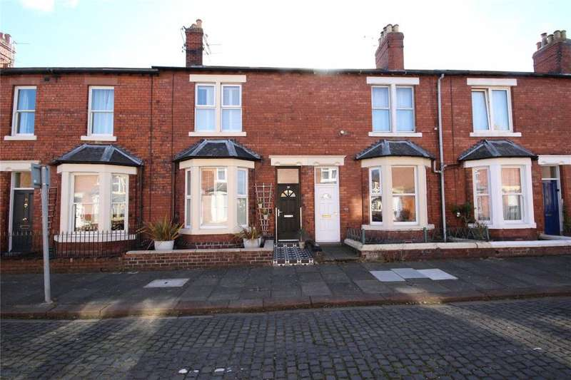 3 Bedrooms Terraced House for sale in 39 Eldred Street, Carlisle, Cumbria