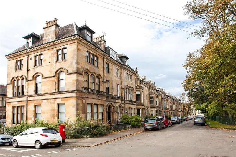 4 Bedrooms House for sale in 2/1, Westbourne Gardens, Hyndland, Glasgow
