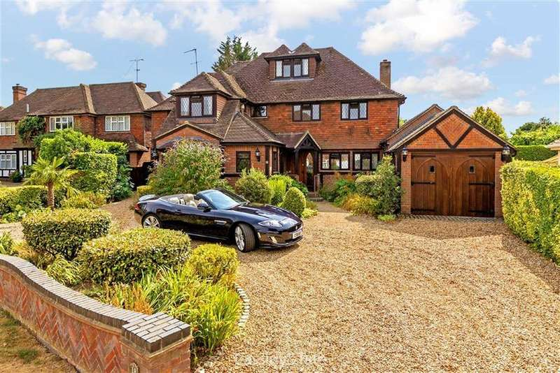 6 Bedrooms Detached House for sale in Fallows Green, Harpenden, Hertfordshire